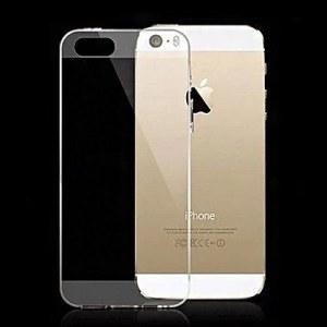 Coque transparente en silicone pour Iphone 5