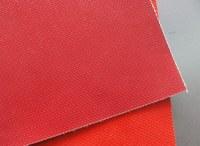 Silicone rubber coating fiberglass insulation fabric
