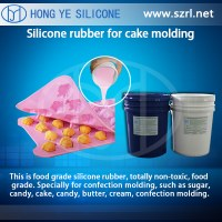Food Grade Silicone Rubber for Food Mold