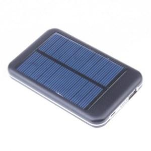 Solar Ladegerät für iPhone Samsung HTC iPad 5000mAh