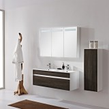 SIMBLE country style shenzhen wall mounted bathroom vanity