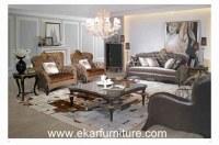 Conjuntos de muebles de la sala -Tejido Sofás / TI-006 Sofá
