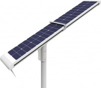 Luces de calle solares de 12V DC 4000lm, luces de calle solares de la limpieza auto