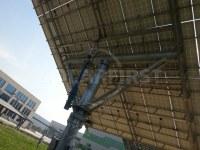 Dual Axis Solar Sun Tracker for solar sun system