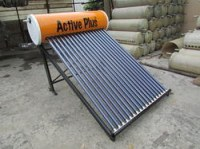 Save Money Save Power With Active Plus Solar water heater