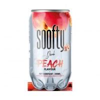 Soofty Drink Pêche 33cl