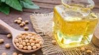 Aceite de soja crudo desgomado