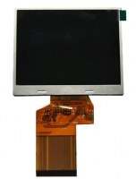 3.5inch TFT LCD Screen with Brightness 350CD/M2
