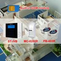 ST-IVB sistema de alarma antirrobo de seguridad inalámbrica más reciente