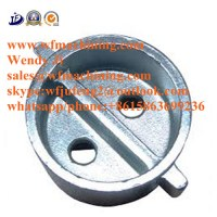 Customized Steel Forged Forging Parts