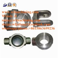 Drop Forging of Custom Forged Forging Steel Forging Parts