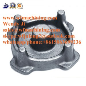 Auto Spare Parts for Steering Trailer Car Forging Parts Forged Parts