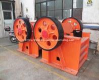 Hot selling rock crusher equipment, jaw crusher manufacturer
