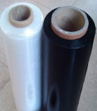 Film emballage noire ou translucide