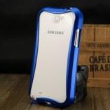 BUMPER Aluminium Vague coque metal pour Samsung Galaxy Note II N7100 Galaxy Note 2