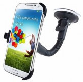 Support Auto voiture Pare-Brise Ventouse pour Samsung Galaxy SIV i9500