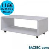 Table basse LIVRAISON GRATUITE
