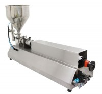 FP-150 Tabletop Pneumatic Piston Liquid Filling Machine