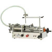 FP-100 Tabletop Piston Liquid Filling Machine