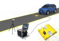 Bajo sistema de vigilancia del vehículo portátil TE-CBS-M01