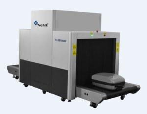 Escáner de rayos X de equipaje TE-XS10080