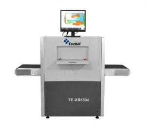 X - ray scanner de equipajes TE-XS5536