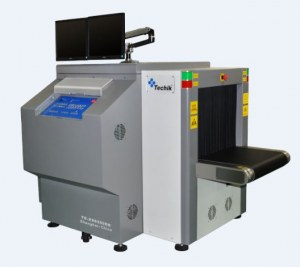Escáner de rayos X de equipaje TE-XS6550DB
