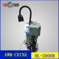 Semi-automatic Mute Terminal Crimping Machine/Terminal Fittings Terminal Finish Press...