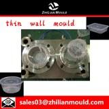La inyección de moldes Envase de alimento plástico de alta calidad.