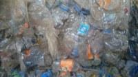 Plastique PET en balle