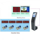 Complete Bank/Hospital/Telecom Wireless Web Based Queuing Management System