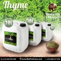 Thyme perfume