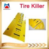 Canse el asesino para el neumático, triturador unidireccional durable de la velocidad de los punt...