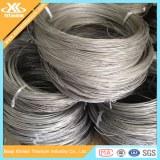 Alambres de China ASTM B348 aleación de titanio en espiral