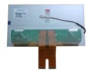 6.95inch High Brightness 400CD/M2 TFT LCD Screen