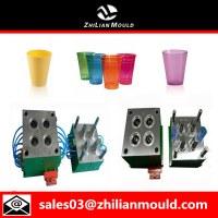 Molde de la taza de inyección de plástico de alta calidad