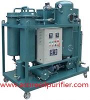 High Vacuum Turbine Oil Purification Plant