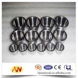 9,6% refractores titanio puro krusibles