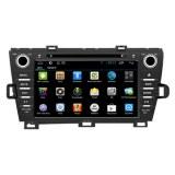 OEM Fabricante Touch Screen Reproductor de CD para el coche Toyota Puris Radio GPS