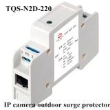 IP camera outdoor surge protector
