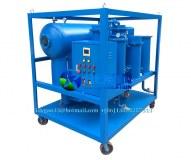 Máquina de purificación de aceite de turbina de vacío de alta eficiencia