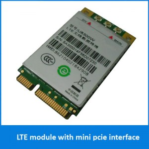 4G LTE U8300W Mini PCIE Card