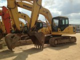Used Komatsu Excavator,used Pc160