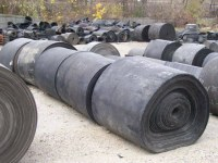 Export used steel or nylon belting