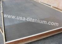 USTi Titanium clad plate ,Tube sheet