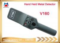 Detector de metales de mano del escáner portátil del cuerpo V160