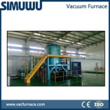 Vacuum pyrolysis furnace