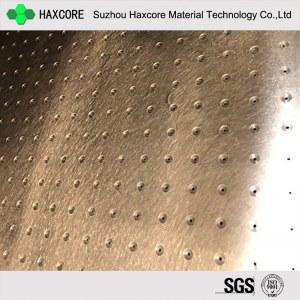 Tableau en aluminium de vide de nid d'abeilles pour l'imprimante à plat UV
