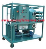 Used Lube Oil Recycling Filtering Machine
