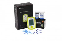 Blood glucose meter with Bluetooth function